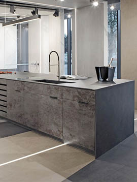 Chicago Ceramic Countertop