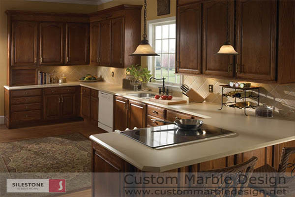 Kitchen Silestone Countertop