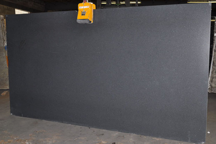 Black Absolute Brushed Granite