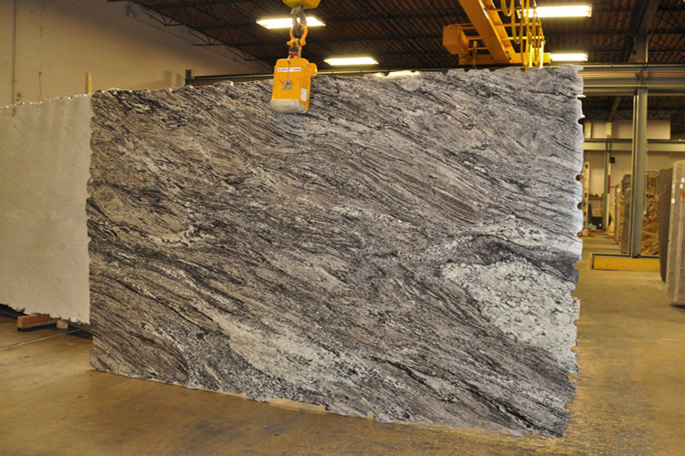 London Fog Polished Granite