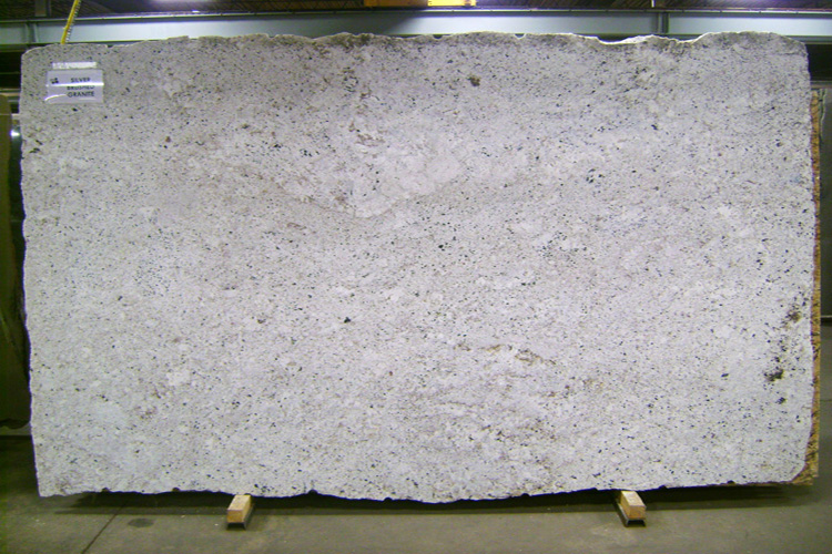 Silver Brushed Granite
