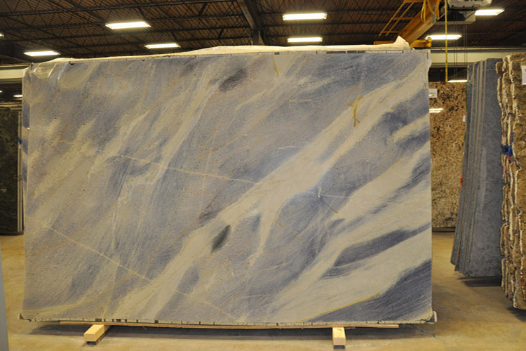 Carribean Sky Quartzite  Countertops