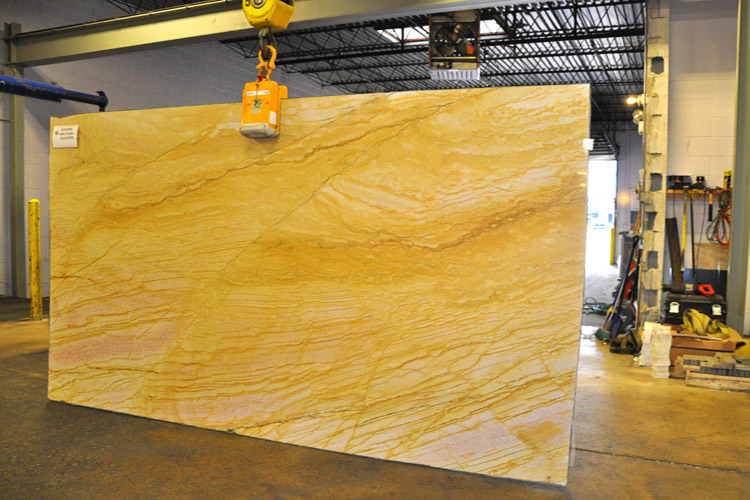 Golden Macauba Quartzite Countertops
