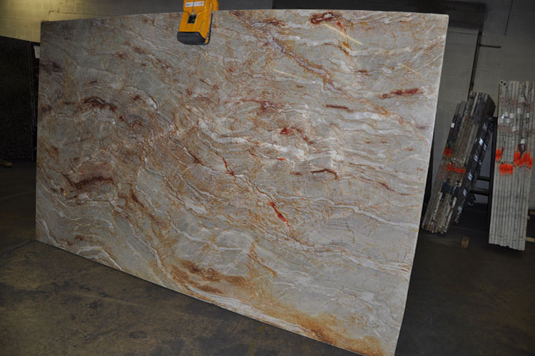 Oyster Shells Quartzite Countertops