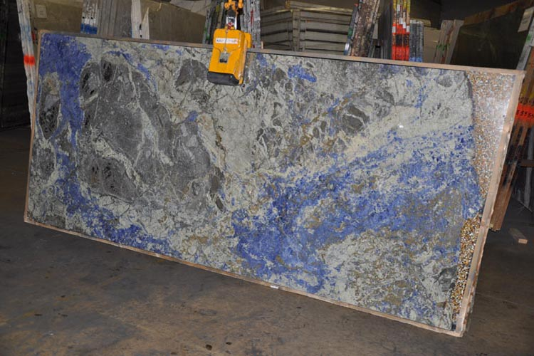 Soladite Blue Quartzite Countertops