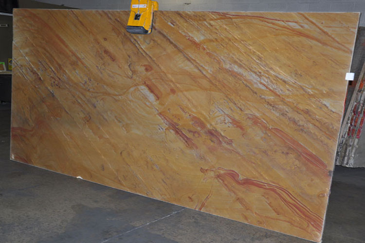 Tacoma Gold Quartzite Countertops
