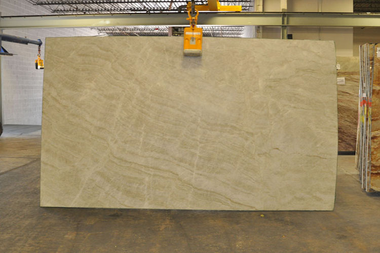 Taj Mahal Leather Quartzite Countertops
