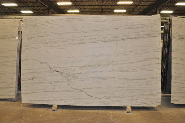 White Macauba Quartzite Countertops