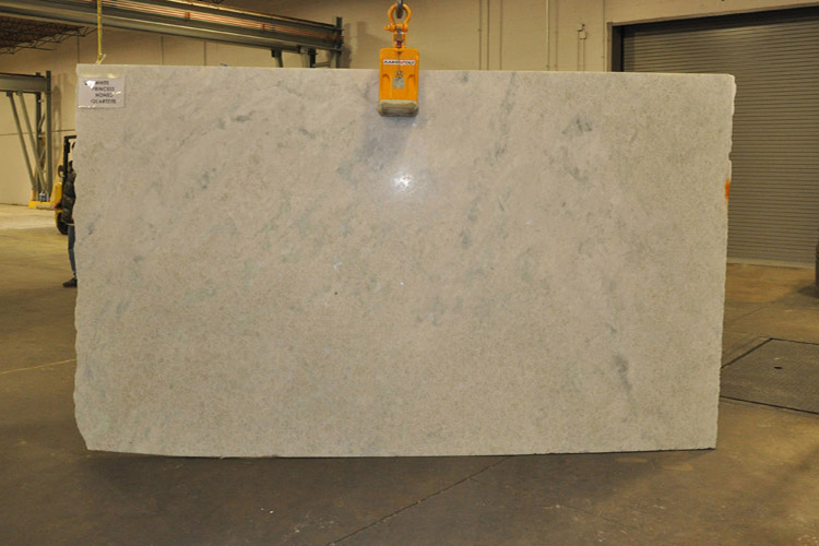 White Princess Arctic Pearl Quartzite Countertops