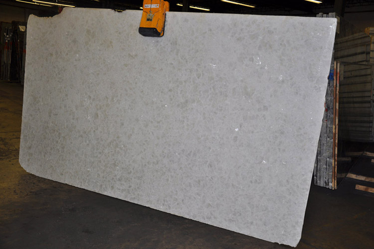 White Eternity Quartzite Countertops