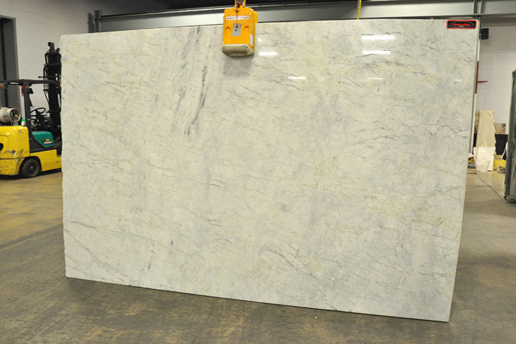 White Velvet Polished Quartzite Countertops