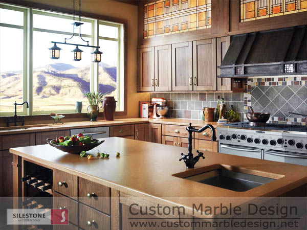 Dinux Silestone Countertops Color