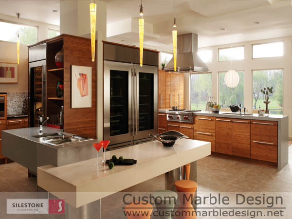 Daria Silestone Countertops Color