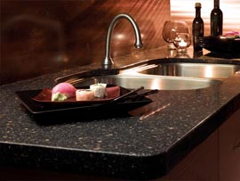 Blanco Orion Silestone Countertops
